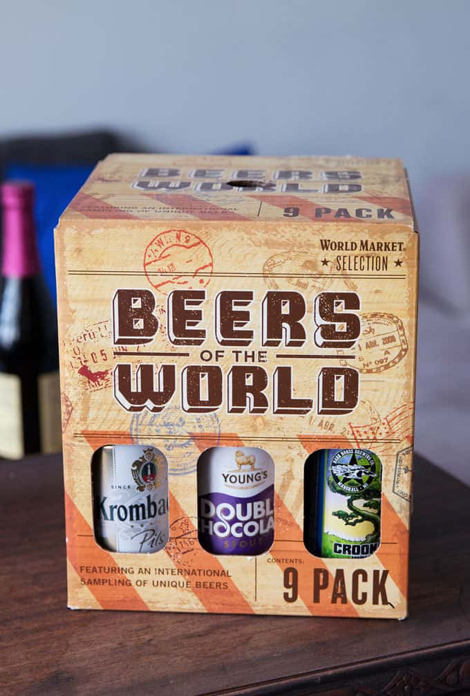Beers of the World 9-pack