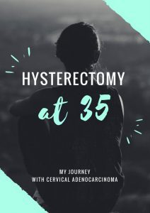 Hysterectomy at 35
