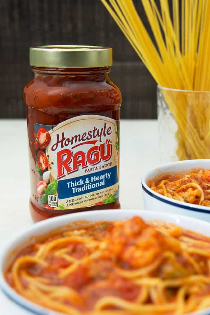 homestyle ragu sauce photo