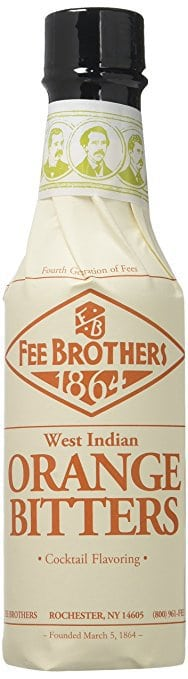 Fee Brothers West Indian Orange Bitters, 5 Ounce