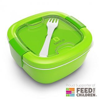 BPA-Free Lunch Container