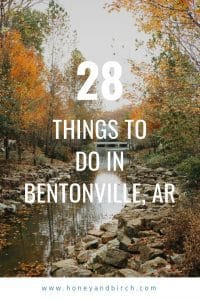 28 Things To Do in Bentonville AR - The Holler