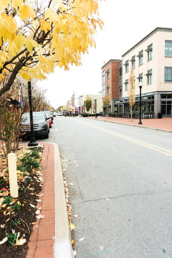 Streets of Bentonville