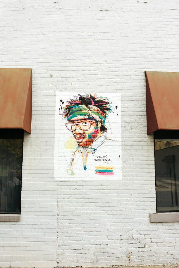 Bentonville Street Art