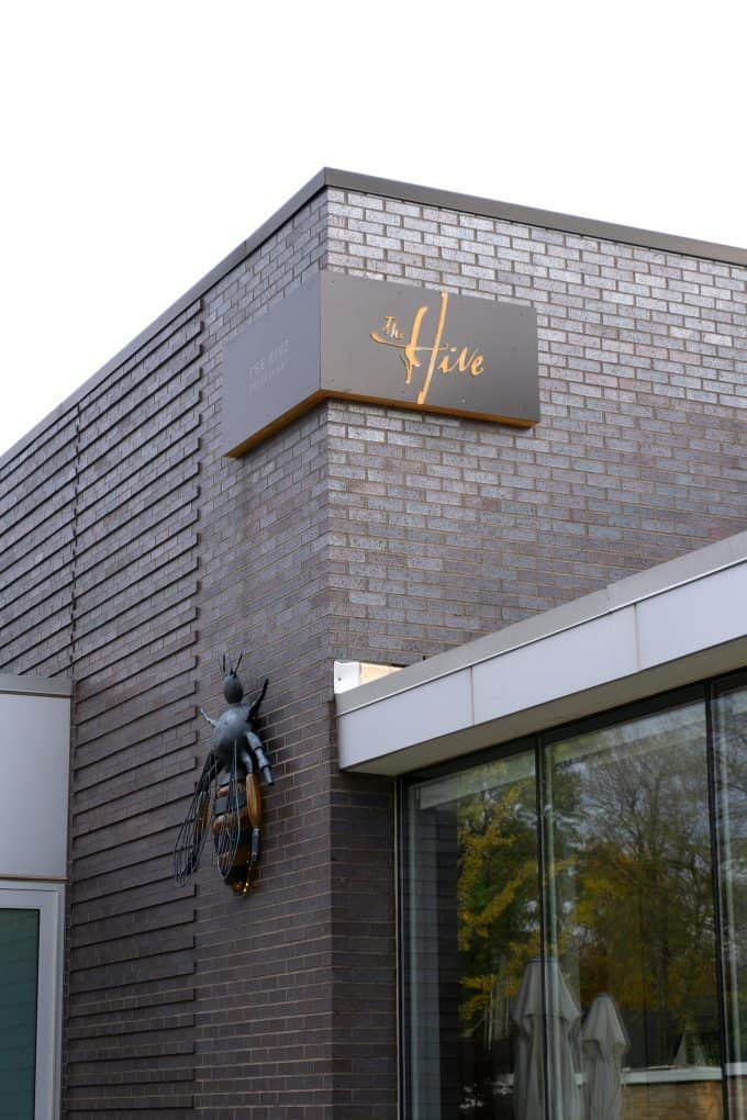 The Hive Restaurant in Bentonville, AR