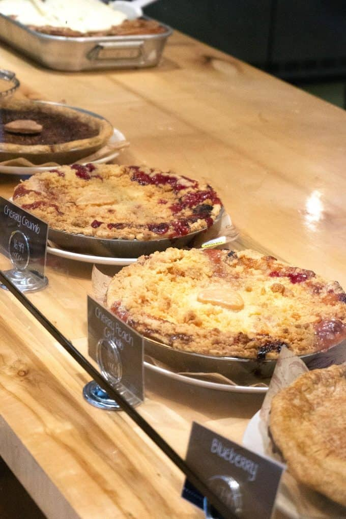Grand Traverse Pie Company pie