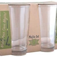 Esschert Design C2055 Mojito Set, Glass