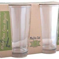 Esschert Design C2055 Mojito Set, Glass