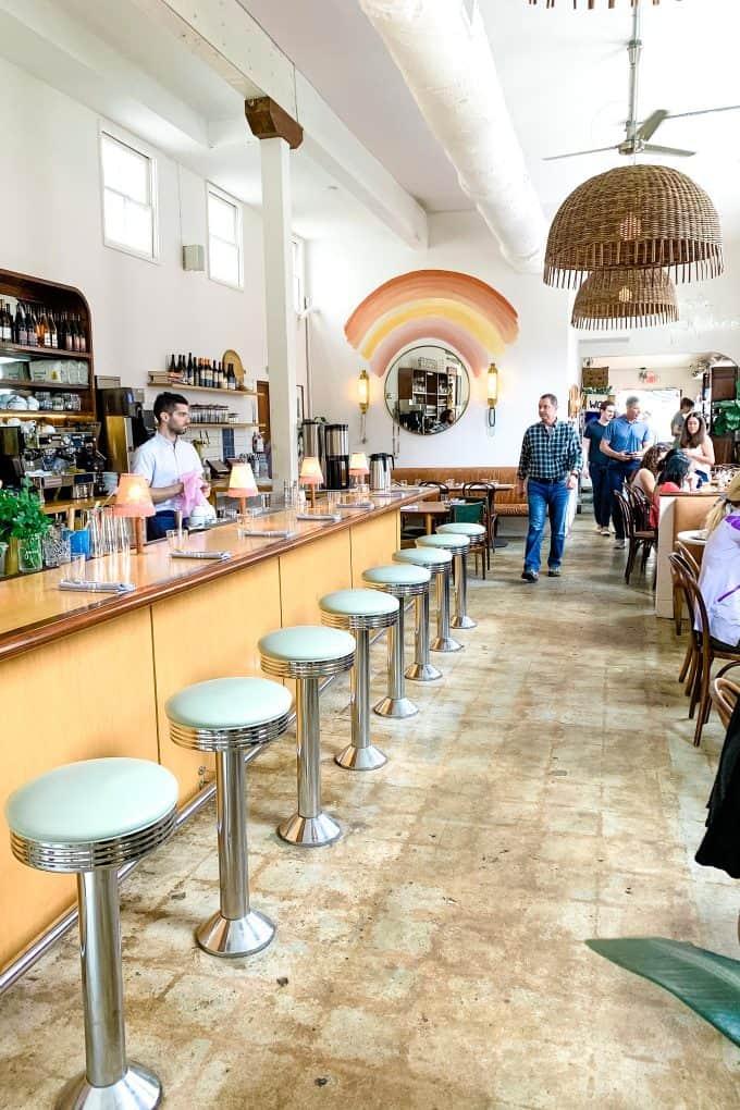 The Best Downtown Charleston Restaurants - Basic Kitchen restaurant