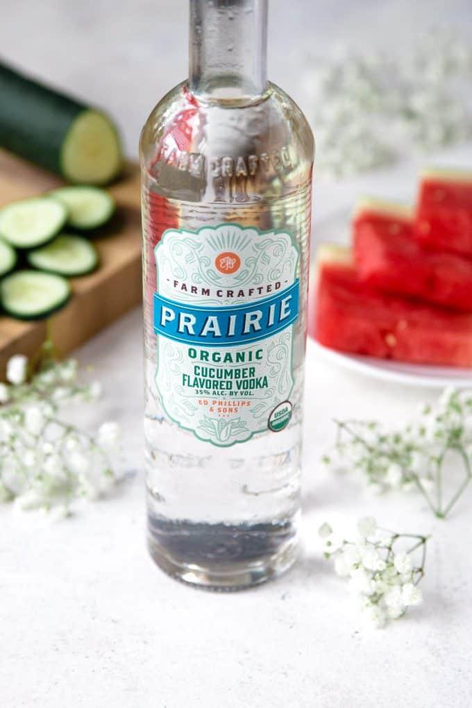 cucumber watermelon punch ingredients