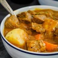Beef Pumpkin Stew