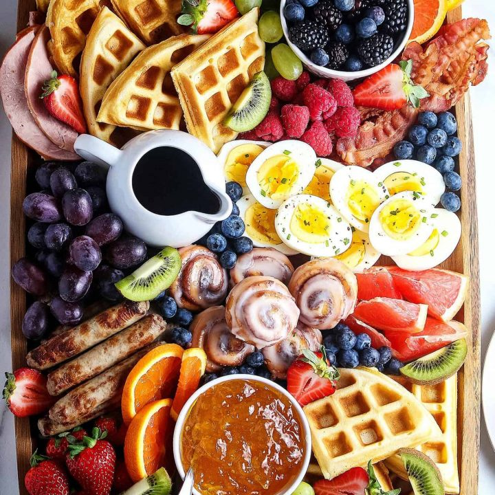 Mother's Day Brunch Board